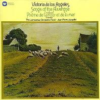 SONGS OF THE AUVERGNE & POEME DE L`AMOUR ET DE LA MER/ VICTORIA DE LOS ANGELES [SACD HYBRID] [캉틀루브: 오베르뉴의 노래 & 쇼송: 사랑과 바다의 시 - 빅토리아 데 로스 앙헬레스]