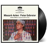 ARIEN/ PETER SCHREIER, OTMAR SUITNER [LP] [모차르트: 아리아]