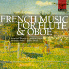 FRENCH MUSIC FOR FLUTE AND OBOE/ JULIUS DRAKE [플루트와 오보에를 위한 프랑스 음악 - 니콜라스 다니엘, 줄리어스 드레이크]