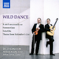 WILD DANCE: ARRANGEMENTS FOR VIOLIN AND GUITAR [두오 소니도스: 와일드 댄스]
