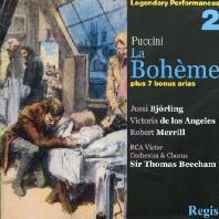 LA BOHEME/ JUSSI BJORLING, THOMAS BEECHAM