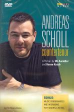 ANDREAS SCHOLL COUNTERTENOR  [안드레아스 숄: 다큐멘터리와 실황연주]