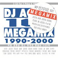 90S 인기가요 101 MEGAMIX [DJ ACURA 101 메가믹스 1990-2000]