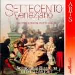18TH CENTURY VENETIAN MUSIC/ ACCADEMIA BIZANTINA, OTTAVIO DANTONE