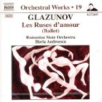 ORCHESTRAL WORKS VOL.19: LES RUSES D`AMOUR/ HORIA ANDREESCU