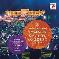 2017 SUMMER NIGHT CONCERT/ RENEE FLEMING, CHRISTOPH ESCHENBACH [2017 빈 필하모닉 여름밤 콘서트 - 플레밍, 에센바흐]