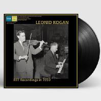 RTF RECORDINGS IN 1959/ ANDREI MITNIK [180G LP] [레오니드 코간: RTF 레코딩 - 슈트라우스, 쇼스타코비치 외] [한정반]