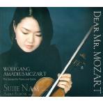 THE SONATA FOR PIANO AND VIOLIN/ 남수지, AKIRA EGUCHI
