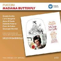MADAMA BUTTERFLY/ JOHN BARBIROLLI [THE HOME OF OPERA] [푸치니: 나비부인]