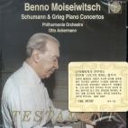 PIANO CONCERTOS ETC/ BENNO MOISEWITSCH