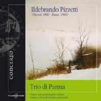 VIOLIN SONATA/ TRIO DI PARMA