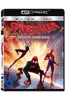 스파이더맨: 뉴 유니버스 4K UHD+BD [SPIDER-MAN: INTO THE SPIDER-VERSE]