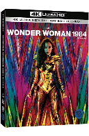 원더우먼 1984 [4K UHD+3D+BD] [슬립케이스 한정판] [WONDER WOMAN 1984]