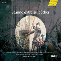 JEANNE D`ARC AU BUCHER/ HELMUTH RILLING