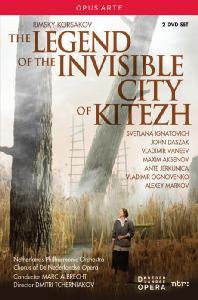 THE LEGEND OF INVISIBLE CITY OF KITEZH/ MARC ALBRECHT [림스키-코르사코프: 보이지 않는 도시 키테즈의 전설]