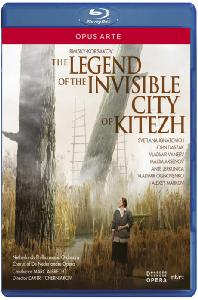 THE LEGEND OF INVISIBLE CITY OF KITEZH/ DMITRI TCHERNIAKOV [림스키-코르사코프: 보이지 않는 도시 키테즈의 전설]