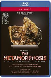 THE METAMORPHOSIS/ ARTHUR PITA [현대무용 변신]