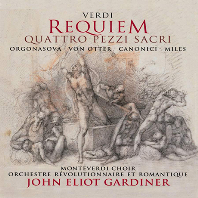REQUIEM, QUATTRO PEZZI SACRI/ JOHN ELIOT GARDINER [베르디: 레퀴엠, 4개의 성가곡 - 존 엘리엇 가디너]