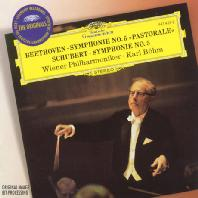 "SYMPHONY NO.6 ""PASTORALE"" & SYMPHONY NO.5/ KARL BOHM [THE ORIGINALS] [베토벤: <전원>교향곡 & 슈베르트: 교향곡 5번 - 칼 뵘]"
