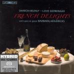FRENCH DELIGHTS/ SHARON BEZALY/ BARBARA HENDRICKS [SACD HYBRID]