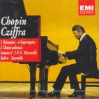OEUVRES POUR PIANO/ CZIFFRA