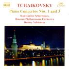 PIANO CONCERTOS NOS.1 & 3/ DMITRY YABLONSKY (CLASSICSTODAY)