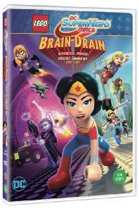 레고 DC 슈퍼히어로 걸즈: 브레인 드레인 [LEGO DC SUPERHERO GIRLS: BRAIN DRAIN] [18년 4월 워너 가격인하 프로모션]