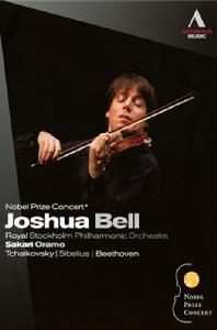 NOBEL PRIZE CONCERT/ JOSHUA BELL, SAKARI ORAMO [2010년 노벨상 기념 콘서트]