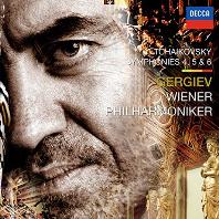 SYMPHONIES 4, 5 & 6/ VALERY GERGIEV [차이코프스키: 교향곡 4-6번 | 발레리 게르기에프]