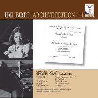 PIANO CONCERTO 1/ IDIL BIRET [ARCHIVE EDITION 11]