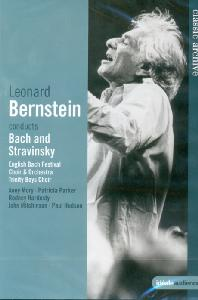 MAGNIFICAT, BWV 243/ LEONARD BERNSTEIN