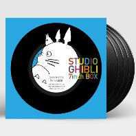 "STUDIO GHIBLI BOX [스튜디오 지브리 박스] [7"" EP LP(보너스 EP PINK)] [한정반]"