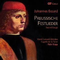 PREUSSISCHE FESTLIEDER/ PETER KOPP