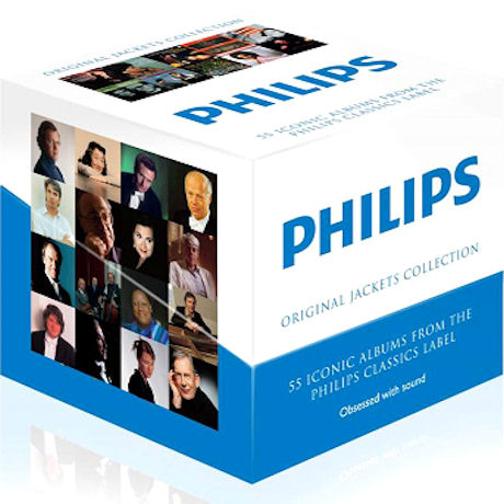 PHILIPS ORIGINAL JACKETS COLLECTION [필립스 오리지널 자켓 컬렉션: 한정박스세트]