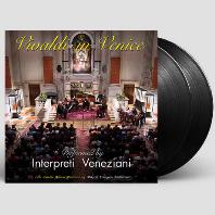 VIVALDI IN VENICE/ INTERPRETI VENEZIANI [비발디 인 베니스 - 인테르프레티 베네치아니] [180G LP]