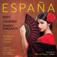 ESPANA: A TRIBUTE TO SPAIN/ ROSIE MIDDLETON, DEBBIE WISEMAN [비제, 샤브리에, 림스키 코르사코프: 스페인 헌정 앨범]