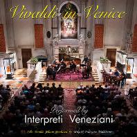 VIVALDI IN VENICE/ INTERPRETI VENEZIANI [비발디 인 베니스 - 인테르프레티 베네치아니]