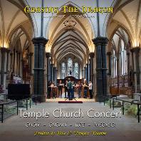 TEMPLE CHURCH CONCERT: CHOIR, ORGAN, LUTE, THEORBO [템플 처리 콘서트]