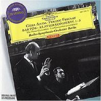 PIANO CONCERTOS/ GEZA ANDA, FERENC FRICSAY [THE ORIGINALS] [바르톡: 피아노 협주곡]