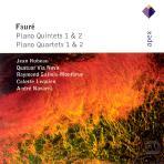PIANO QUARTETS & QUNITETS/ JEAN HUBEAU/ ANDRE NAVARRA