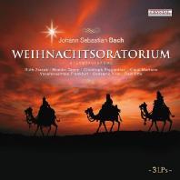 WEIHNACHTSORATORIUM/ RUTH ZIESAK, RALF OTTO [180G LP]
