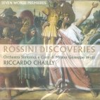 ROSSINI DISCOVERIES/ CHAILLY