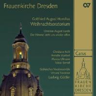 CHRISTMAS ORATORIO/ CHRISTIANE KOHL/ LUDWIG GUTTLER