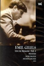 EMIL GILELS IN MOSCOW VOL.1 1983 [에밀 길렐스 인 모스크바 VOL.1]