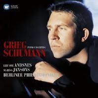 PIANO CONCERTOS/ LEIF OVE ANDSNES, MARISS JANSONS [그리그 & 슈만: 피아노 협주곡 - 안스네스, 마리스 얀손스]
