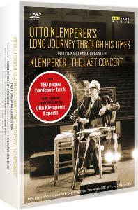 LONG JOURNEY THROUGH HIS TIMES: KLEMPERER THE LAST CONCERT [2DVD+2CD] [클렘페러의 발자국과 마지막 마침표]