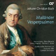 MAILANDER VESPERPSALMEN/ GERHARD JENEMANN
