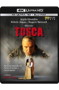 TOSCA/ ANTONIO PAPPANO [4K UHD] [푸치니: 토스카 - 파파노] [한글자막]