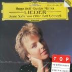LIEDER/ ANNE SOFIE VON OTTER/ RALF GOTHONI