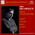 MCCORMACK EDITION.2/ THE ACOUSTIC RECORDINGS